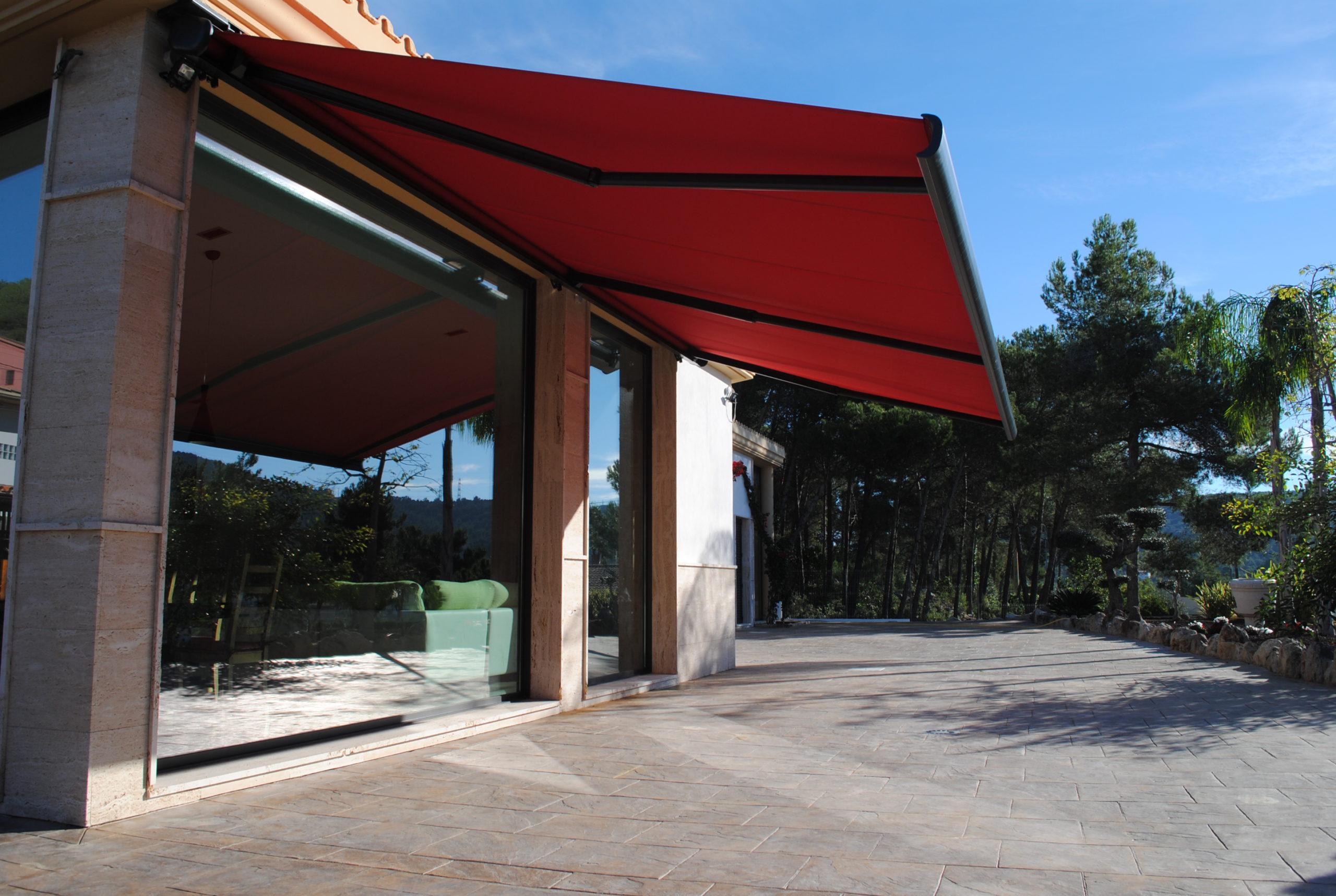Tendals Articulats - Catalana de Toldos